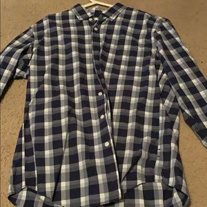J. Crew Sim Fit Button Down